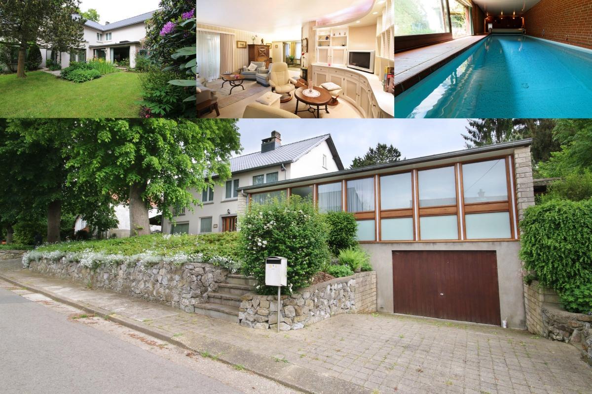 Villa + appart/pie prof + piscine int. - Xcellence immobilière