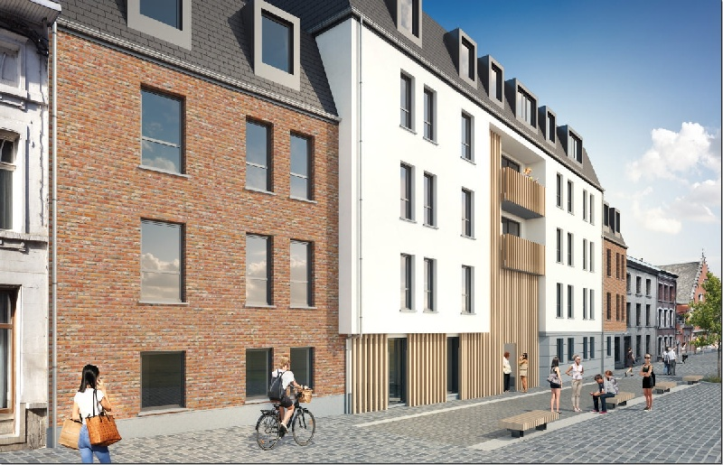 Appartement 2 chambres avec spacieuse terrasse - Xcellence immobilière