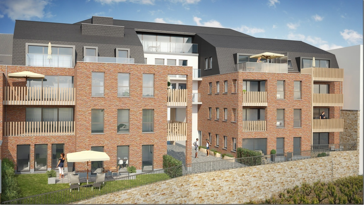 Appartement 2 chambres avec terrasse - Xcellence immobilière