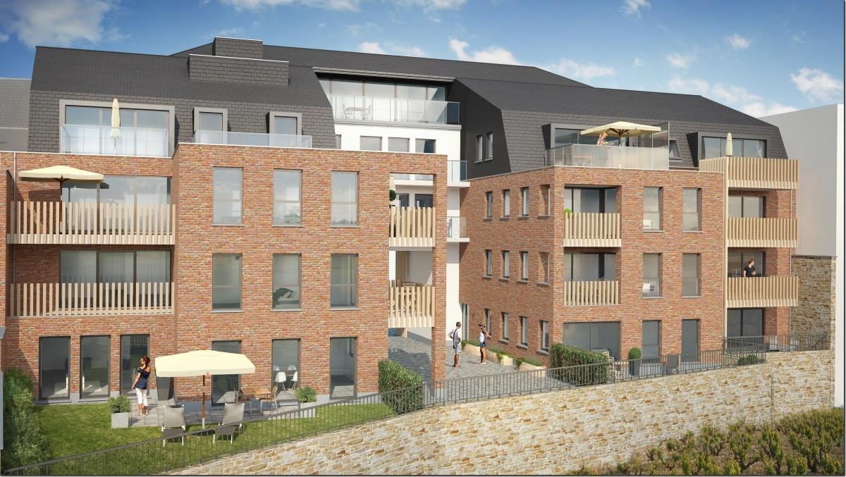 Superbe appartement 2 chambres avec grande terrasse - Xcellence immobilière