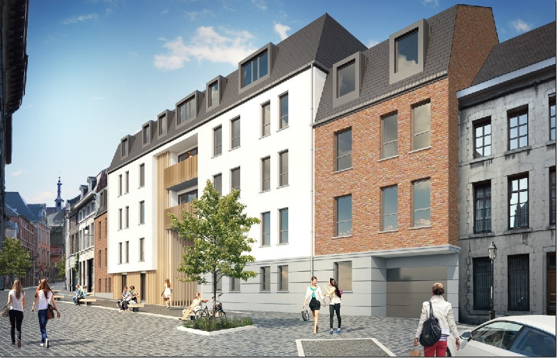 Spacieux appartement 2 chambres 2 sdd avec terrasses - Xcellence immobilière