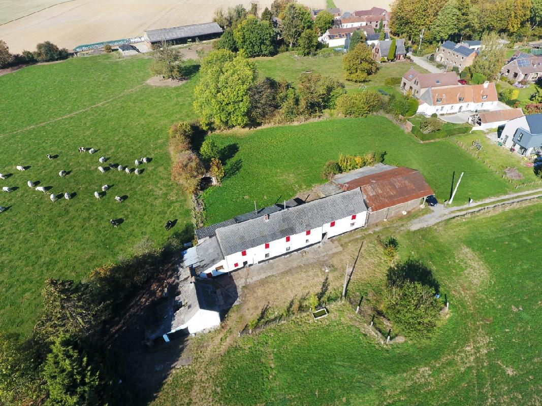 Cadre exceptionnel, une ferme sur 60 ares - Xcellence immobilière