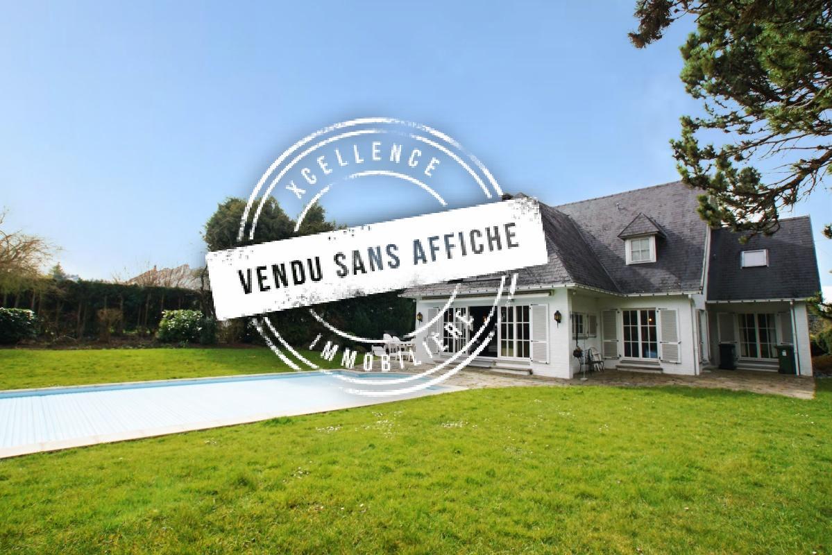 Presles Belle-Vue (prox. Namur): magnifique propriété avec piscine sur 30 ares - Xcellence immobilière